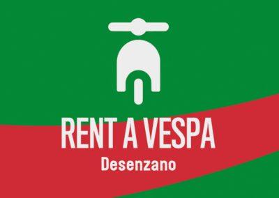 Rent A Vespa